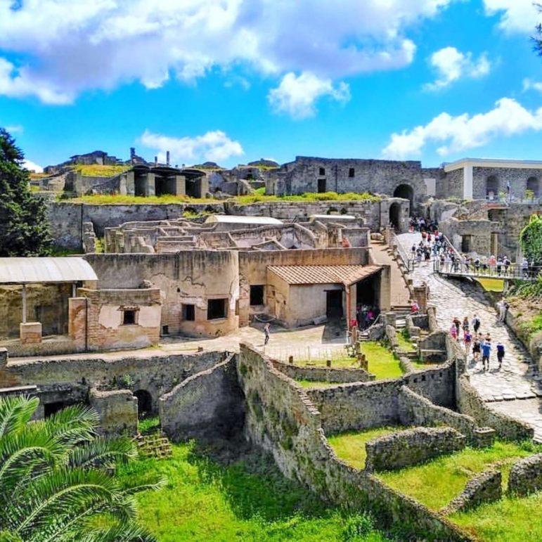 Neapol-Pompei